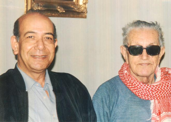 """إصدار جديد .. """"خمسون عاما مع عبد الله القصيمي"""""""