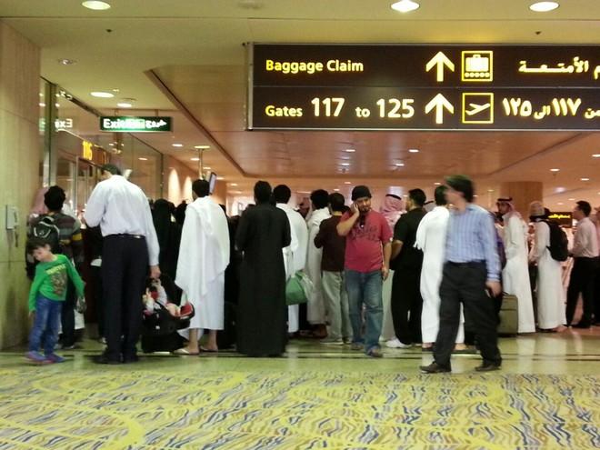 تغيير مسار 14 رحلة طيران من مطار الدمام بسبب انعدام الرؤية