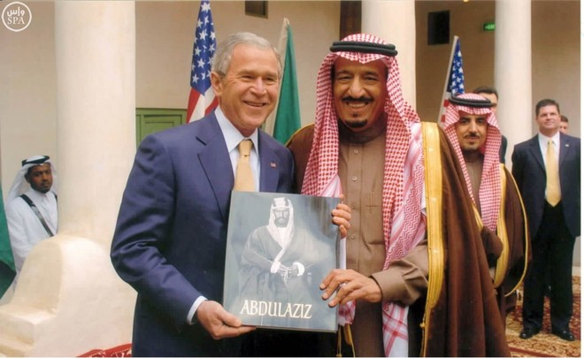 الملك سلمان يدفع بالتعاون السعودي الأمريكي إلى مرحلة جديدة