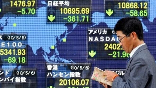 نيكي الياباني يغلق مرتفعا لكنه يسجل سادس خسارة أسبوعية