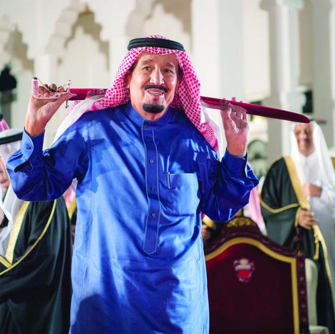 الملك سلمان عهد التنمية و الرؤية وتوحيد الصفوف صحيفة الاقتصادية