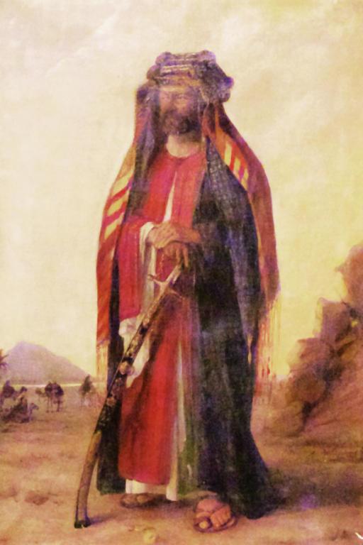 مسلة تيماء .. أثر سعودي في متحف اللوفر الفرنسي