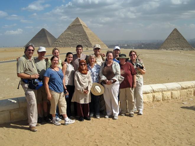 الروس والصينيون يدعمون نهوض القطاع السياحي في الشرق الأوسط