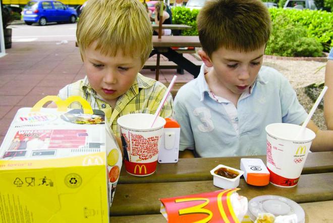 ماكدونالدز تستبعد التشيز برجر من وجبات الأطفال في أمريكا صحيفة الاقتصادية