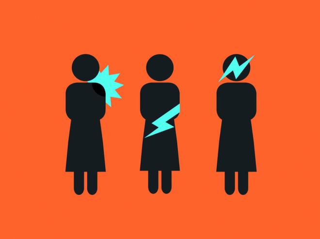 العالم يناهض العنف ضد المرأة