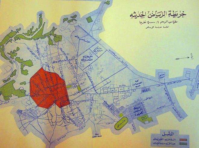 الملز قصة الحي الخالد في الذاكرة السعودية 1 صحيفة الاقتصادية