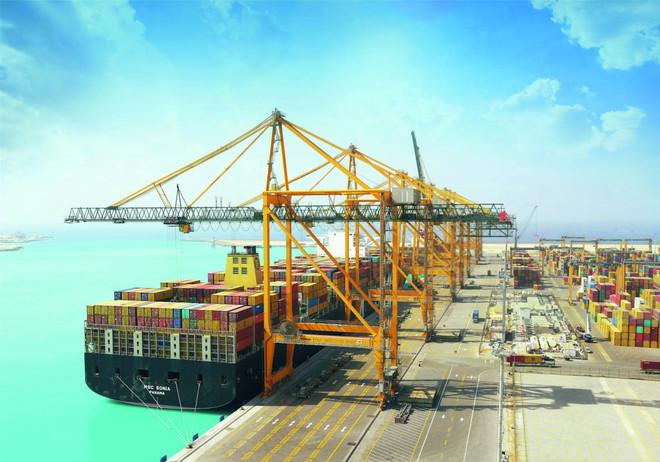 طرح منطقة إيداع وإعادة تصدير في مدينة الملك عبد الله الاقتصادية خلال عامين