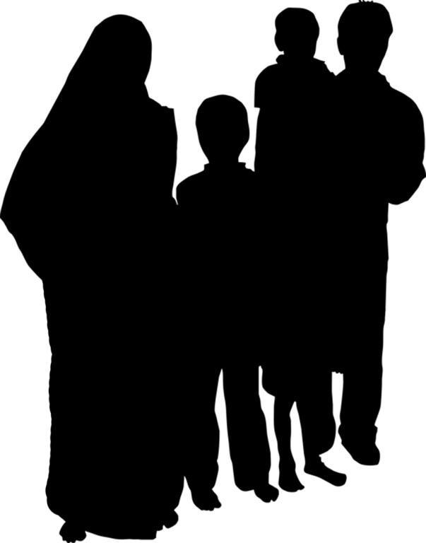 الأبوان في المشهد الأسري