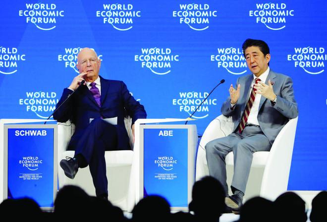 شبح تكرار الأزمة المالية العالمية يلقي بظلاله على منتدى دافوس