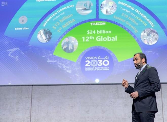 43e3248f2 وزير الاتصالات : السعودية من الدول السباقة في إطلاق تقنية الجيل الخامس