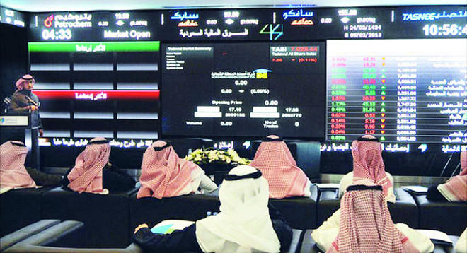 b7ee87552265a محللون  الأسهم السعودية تترقب بقية نتائج الشركات .. وتأثيرات انخفاض  «الأمريكية» مؤقتة