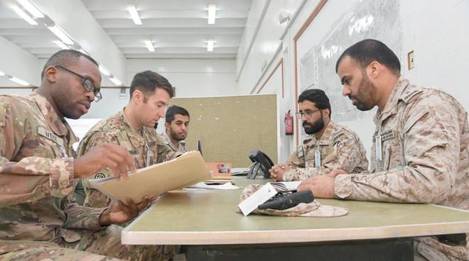 القائد المتحمس تمرين عسكري سعودي أمريكي لمواجهة التحديات الإقليمية صحيفة الاقتصادية