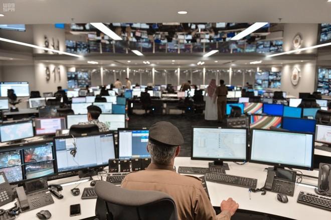 ما يقارب ستة آلاف كاميرا عالية الدقة.. لإدارة الحشود وتنظيم حجاج بيت الله الحرام