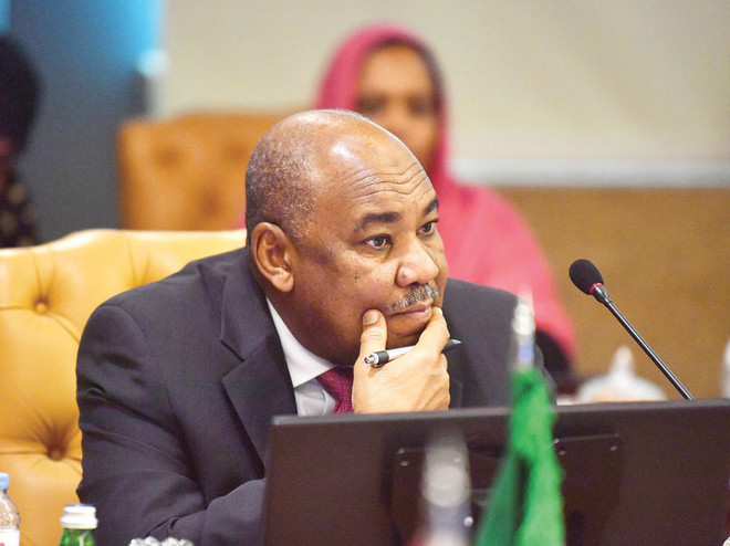 """وزير المالية السوداني لـ""""الاقتصادية"""": نحتاج إلى 9 مليارات دولار لتنفيذ خطة الإنقاذ الاقتصادي"""