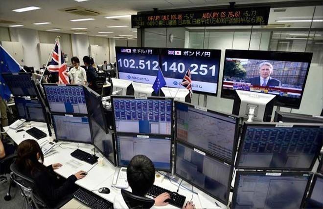مؤشر بورصة لندن يغلق على ارتفاع طفيف