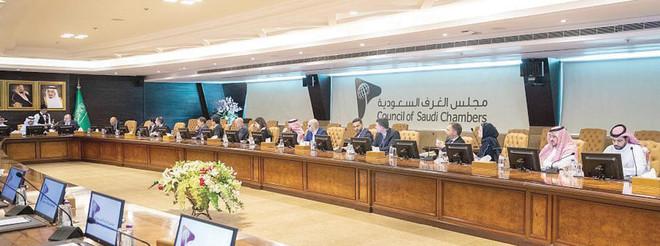 تنافسية بيئة الأعمال على طاولة «الغرف السعودية» والشركات متعددة الجنسيات