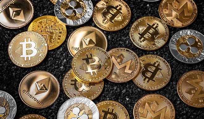 هبوط جماعي للعملات الرقمية المشفرة أمام الدولار