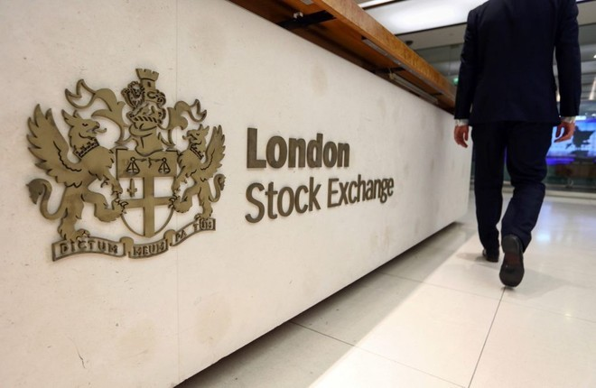 مؤشر بورصة لندن الرئيس يغلق على ارتفاع