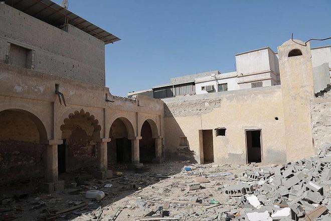 في حي الكوت التراثي .. مسجد الشيخ أبو بكر منارة العلم الشرعي في الأحساء