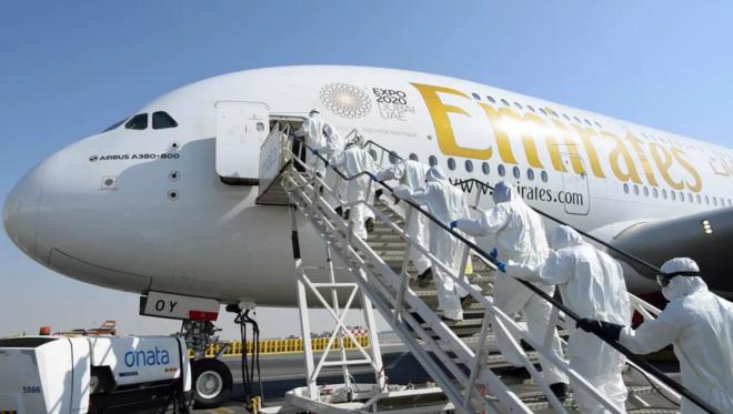 طيران الإمارات: الأمور انقلبت رأسا على عقب والسفر لن يعود إلا بعد 18 شهرا