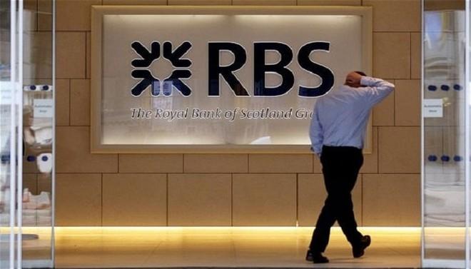 """""""رويال بنك أوف سكوتلند"""" يستغني عن نحو ربع موظفيه في أمريكا"""