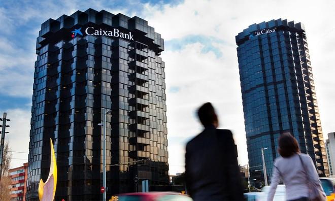 """""""كاشيا بنك"""" يبرم صفقة بقيمة 5.1 مليار دولار لتأسيس أكبر مصرف محلي في إسبانيا"""