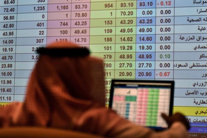 الأسهم السعودية تتراجع بـ 4.1 % وتسجل أكبر هبوط يومي في 5 أشهر ونصف