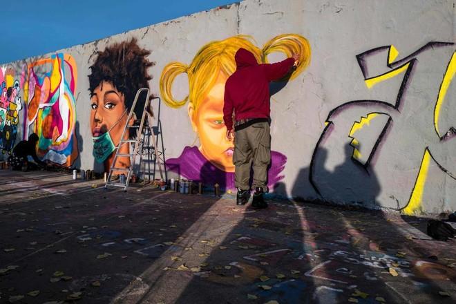 فنون جدار برلين