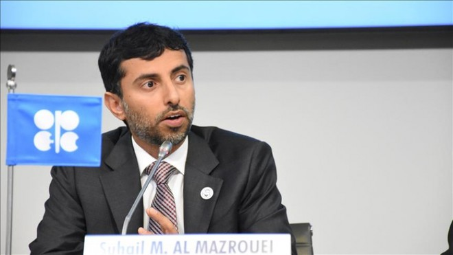 """وزير الطاقة الإماراتي يؤكد بأن بلاده عضوا ملتزما في """"أوبك"""""""