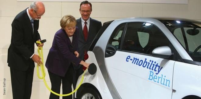 دراسة: تحتاج ألمانيا 440 ألف نقطة شحن للسيارات الكهربائية في 2030