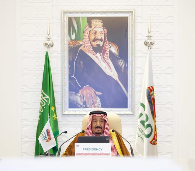 خطاب الملك في قمة العشرين .. تجلي روح القيادة للعالم