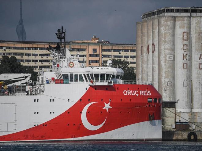 تركيا تمدد مهمة سفينة المسح الزلزالي المثيرة للجدل في شرق المتوسط