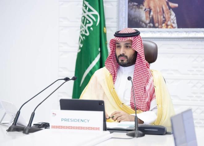 ولي العهد: رئاسة المملكة للقمة كرست جهودها لبناء عالم أقوى وأكثر متانة واستدامة