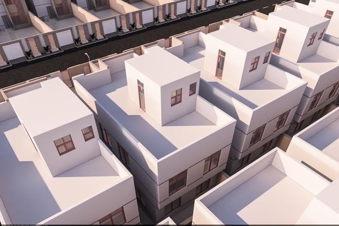 """اطلاق مشروع """"المشرقية"""" شرق الرياض بعدد 3701 وحدة سكنية"""