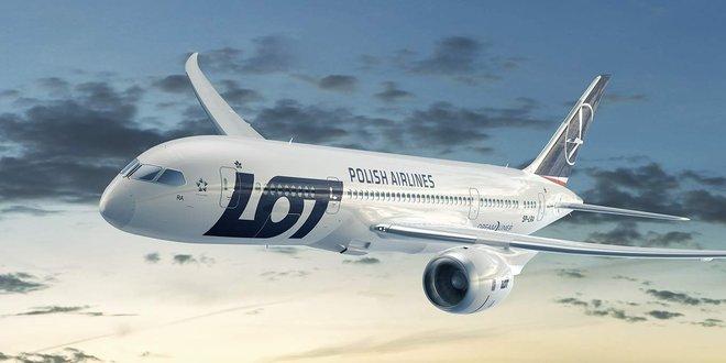 الخطوط الجوية البولندية تتوقع التعامل مع مليوني مسافر في 2020
