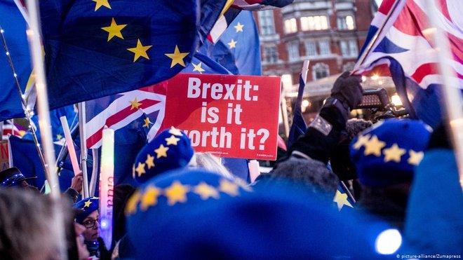 خسارة بريطانيا الاقتصادية ستكون أكبر من خسارة أوروبا بعد بريكست