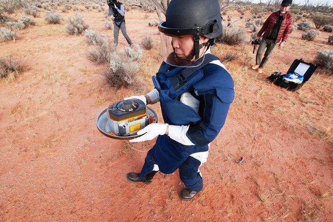 اليابان تستعيد مسبارا فضائيا من أستراليا أرسلته بمهمة استكشافية عام 2014
