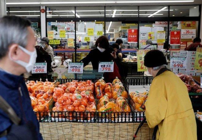اليابان: أسعار المستهلك تسجل أكبر انخفاض منذ أكثر من 10 سنوات