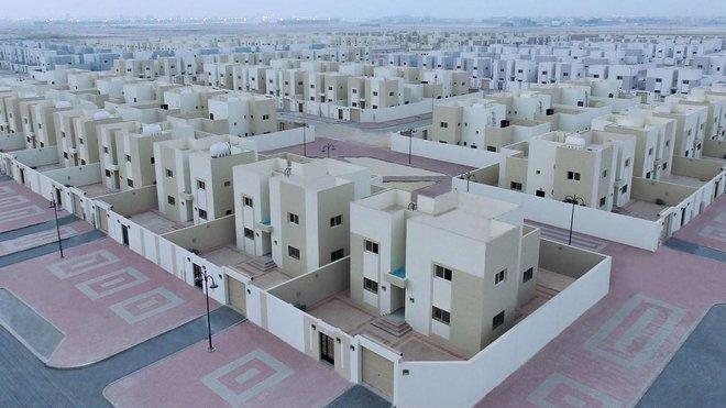 50 % ارتفاع متوسط أعداد الأسر السعودية التي سكنت منازلها خلال 2020