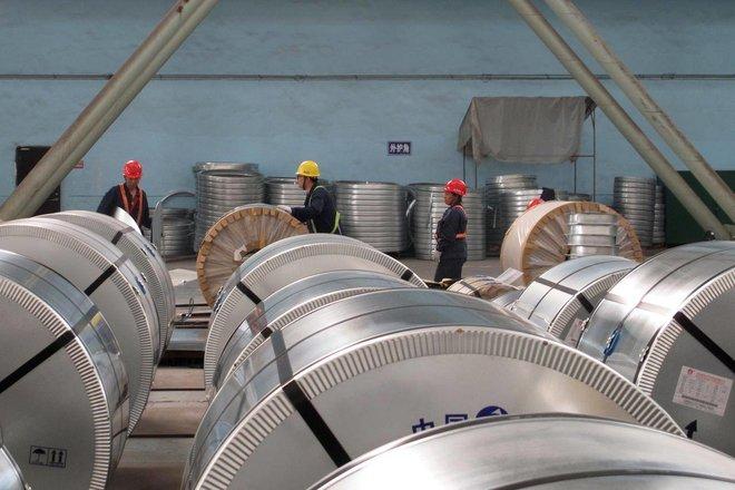 الإنتاج العالمي من الصلب يرتفع 5.8% خلال ديسمبر