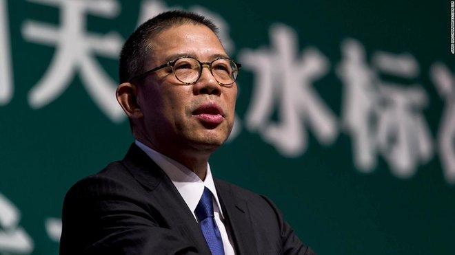 """الملياردير تشونج شانشان يطيح بمؤسس """"علي بابا"""" من عرش أغنياء الصين"""