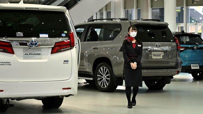 تفوقت على فولكسفاجن .. تويوتا تصبح أكبر بائع سيارات في 2020