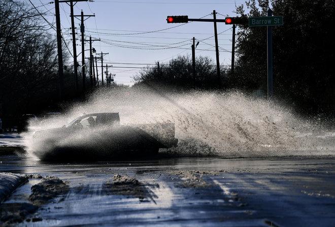 الرئيس الأمريكي يعلن حالة كوارث كبرى في ولاية تكساس