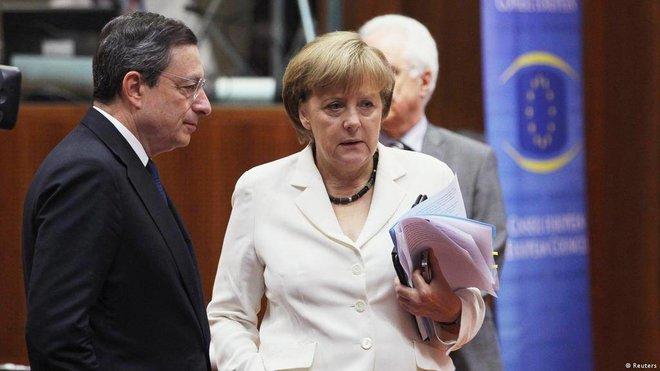 مع رحيل ميركل .. دراجي القوي أمل الأوروبيين في قيادة الاتحاد