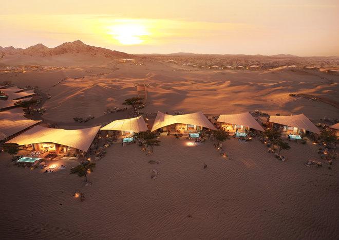 """""""البحر الأحمر"""" : تشييد منشآت فندقية في المنتجع الصحراوي وجزيرة أمهات الشيخ"""