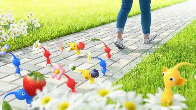 """""""نينتندو"""" تتعاون مع منتجي """"بوكيمون جو"""" لتصميم تطبيقات ألعاب"""