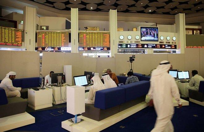 صعود أسواق الخليج الرئيسية رغم أزمة السفينة الجانحة