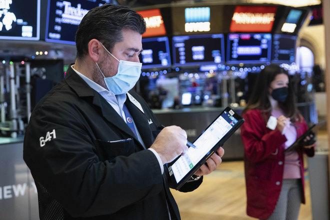 الأسهم الأمريكية تغلق متباينة رغم نتائج قوية للبنوك