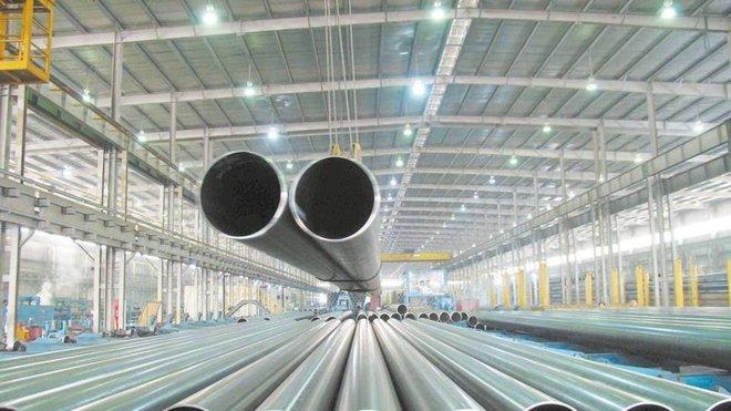 """""""أنابيب السعودية"""" تبيع الأصول التشغيلية الرئيسية لشركتها """"صناعات التيتانيوم والفولاذ المحدودة"""" بـ 36.3 مليون ريال"""