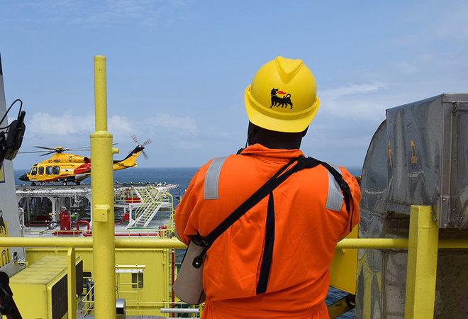 """""""إيني"""" تعتزم وقف استخدام زيت النخيل في إنتاج الوقود الحيوي بحلول 2023"""